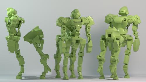 Robô Centauro